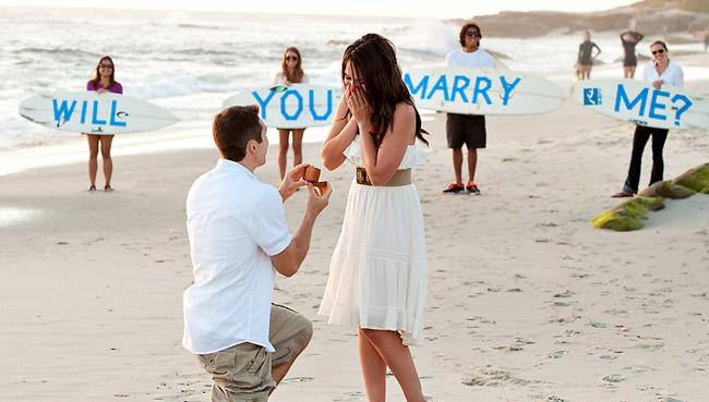 Comment réussir sa demande en mariage ? – Le blog de votre mariage !